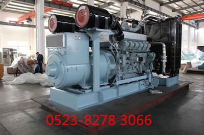 柴机油型号_三菱柴油发电机组